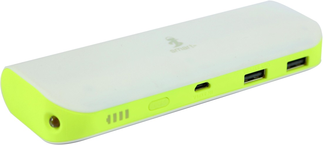 Smart Fuel 10400mAh Power Bank
