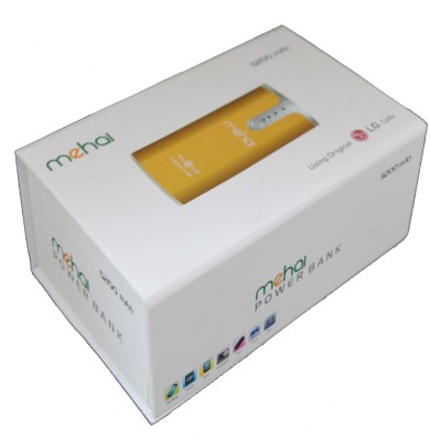 Mehai MT-201 5200mAh Power Bank