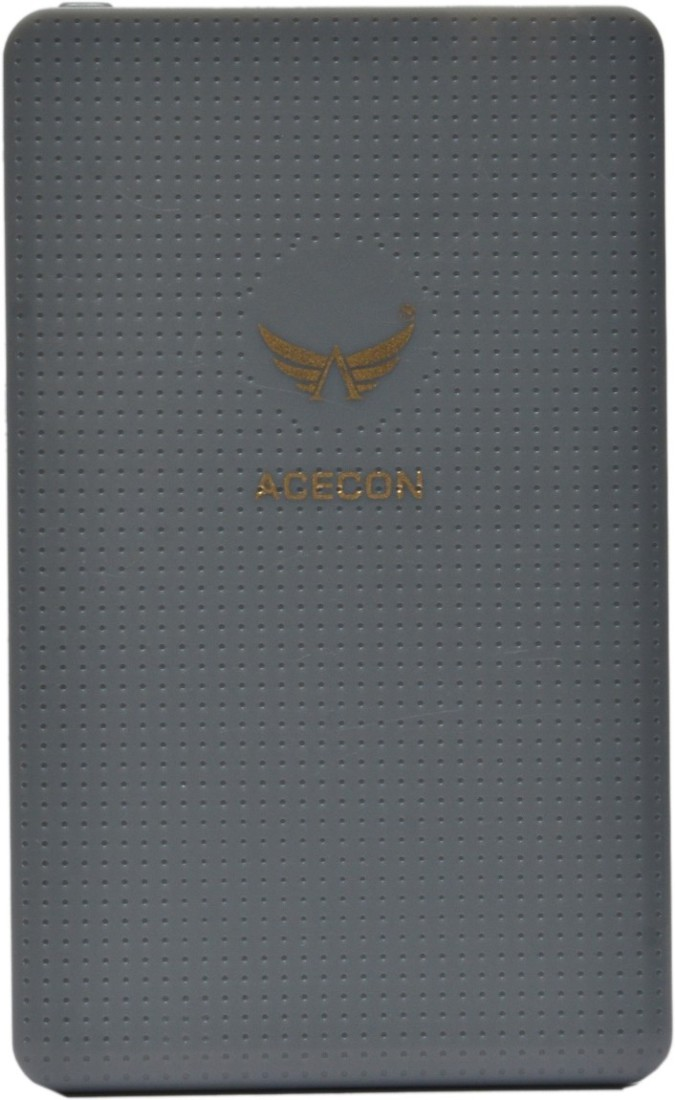 Acecon 5000mAh Power Bank