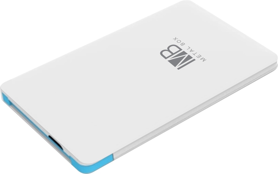 Metal Box MBPB108 2500mAh Power Bank
