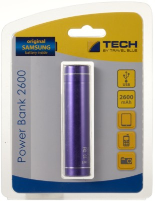 Travel Blue 975 2600 mAh Power Bank