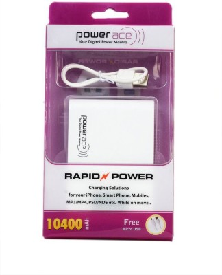 Power Ace 10400mAh Power Bank