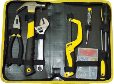 72118IN 8 Piece Basic Tool Kit