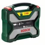 Bosch 65 piece X line set