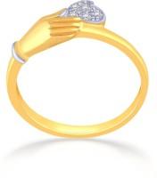 Malabar Gold And Diamonds MHAAAAABJMLC 22kt Cubic Zirconia Yellow Gold Ring