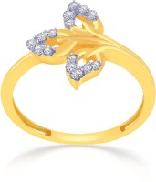 Malabar Gold And Diamonds MHAAAAABJMNF 22kt Cubic Zirconia Yellow Gold Ring