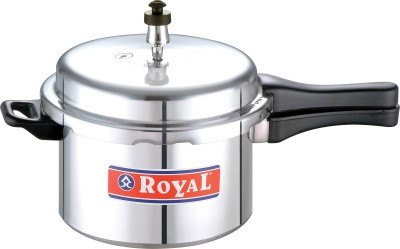 Royal 5 L Pressure Cooker (Induction Bottom, Aluminium)