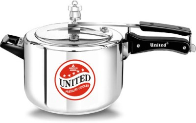 United 5 L Pressure Cooker (Induction Bottom, Aluminium)
