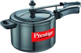 Nakshatra Aluminium 5 L Pressure Cooker (Inner Lid)