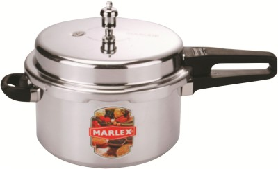 Marlex standard 5 L Pressure Cooker (Aluminium)