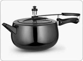 SolitaireHA54L Hard Anodized 5 L Pressure Cooker