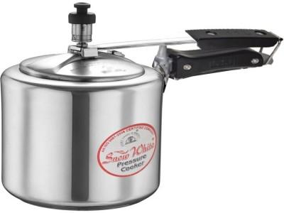 Snow White St Company 1.5 L Pressure Cooker (Aluminium)