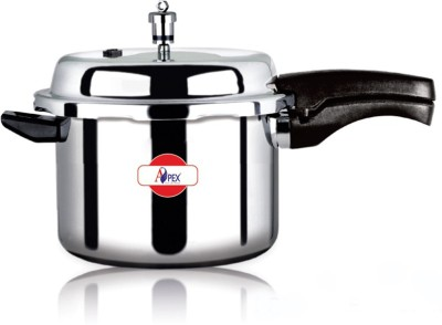 Apex Popular 3 L Pressure Cooker (Aluminium)