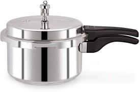 Deluxe APC3 Aluminium 3 L Pressure Cooker