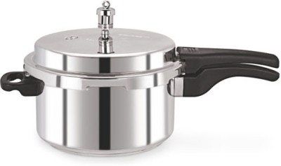 Pristine 5 L Pressure Cooker (Aluminium)