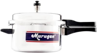 Murugan Deluxe Aluminium 5 L Pressure Cooker (Outer Lid)
