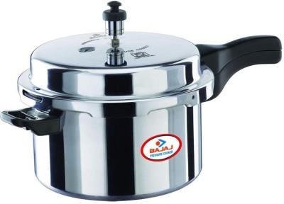 Bajaj 5 L Pressure Cooker (Induction Bottom, Aluminium)