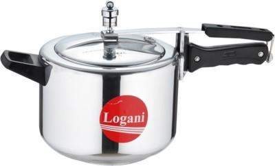 Logani 3 L Pressure Cooker (Aluminium)