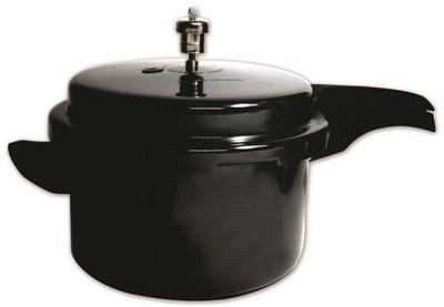 Jaypee Kukeezi 6.5 L Pressure Cooker (Aluminium)