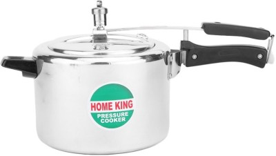Home King 7 L Pressure Cooker (Aluminium)