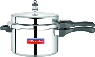 Premier Classic Induction Bottom 3 L Pressure Cooker (Induction Bottom, Aluminium)