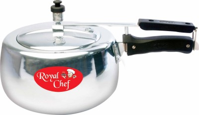 Royal Chef 5 L Pressure Cooker (Aluminium)