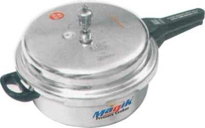 Magik PAN JUNIOR REGULAR 1.5 L Pressure Cooker (Hard Anodized)