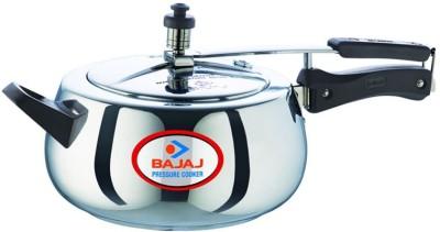 Bajaj PCX 65 D 5 L Pressure Cooker (Aluminium)