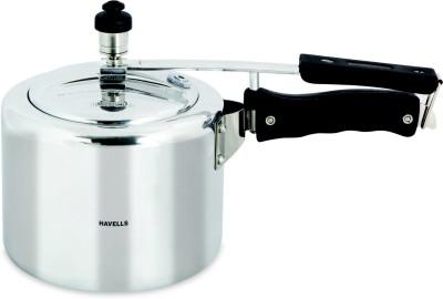 Havells Havells 3Ltr Pressure cooker (induction base) 3 L Pressure Cooker (Induction Bottom, Aluminium)