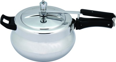 Black Cat 5 L Pressure Cooker (Aluminium)