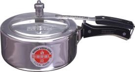 Saral FS00000277 Aluminium 3 L Pressure Cooker (Induction Bottom,Inner Lid)