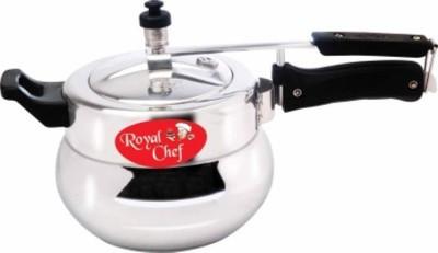 Royal Chef 5 L Pressure Cooker (Aluminium)
