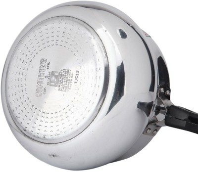 Home King 5L Matka 5 L Pressure Cooker (Induction Bottom, Aluminium)