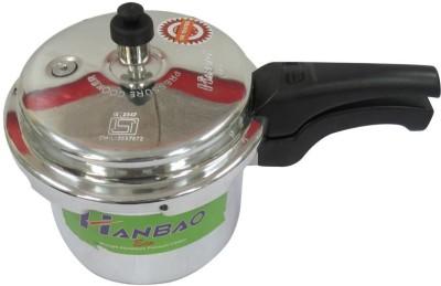 Hanbao Eco 3 L Pressure Cooker (Aluminium)