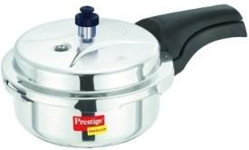 32233 Steel 2 L Pressure Cooker (Induction Bottom,Outer Lid)