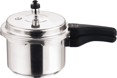 Kitchen Essentials 3 L Pressure Cooker (Induction Bottom, Aluminium)