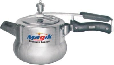 Magik REGULAR HANDI INNER 5 LTR. 5 L Pressure Cooker (Aluminium)