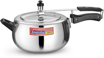 Padmini Bold 5 5 L Pressure Cooker (Induction Bottom, Aluminium)