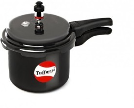 HA3O Hard Anodized 3 L Pressure Cooker (Outer Lid)