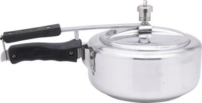 Sizzler Sainik SS Deluxe 3 L Pressure Cooker (Aluminium)