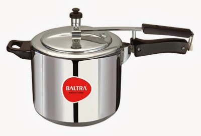 Baltra Stella 5 L Pressure Cooker (Induction Bottom, Aluminium)