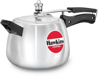 Hawkins Contura 3 L Pressure Cooker (Aluminium)