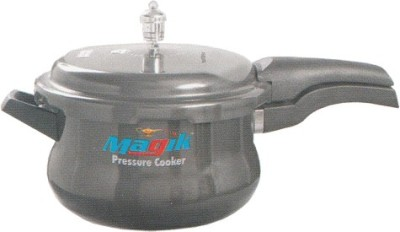 Magik HARD ANNO.HANDI OUTER 3.5 LTR. 3.5 L Pressure Cooker (Hard Anodized)