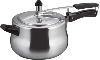Alda Inner Lid Aluminum 3 L Pressure Cooker (Induction Bottom, Aluminium)