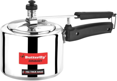 Butterfly 5 L Pressure Cooker (Induction Bottom, Aluminium)