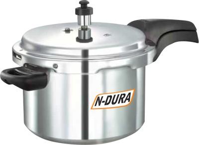 Ndura 3 L Pressure Cooker (Induction Bottom, Aluminium)