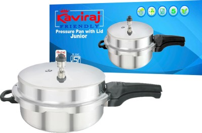 Kaviraj 3 L Pressure Pan (Aluminium)