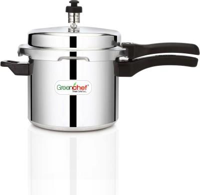GREENCHEF 5 L Pressure Cooker (Aluminium)