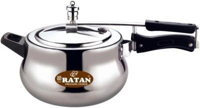 Ratan 3 L Pressure Cooker (Aluminium)