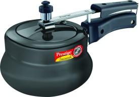 Nakshatra Plus HA Handi Aluminium 2 L Pressure Cooker (Induction Bottom, Inner Lid)